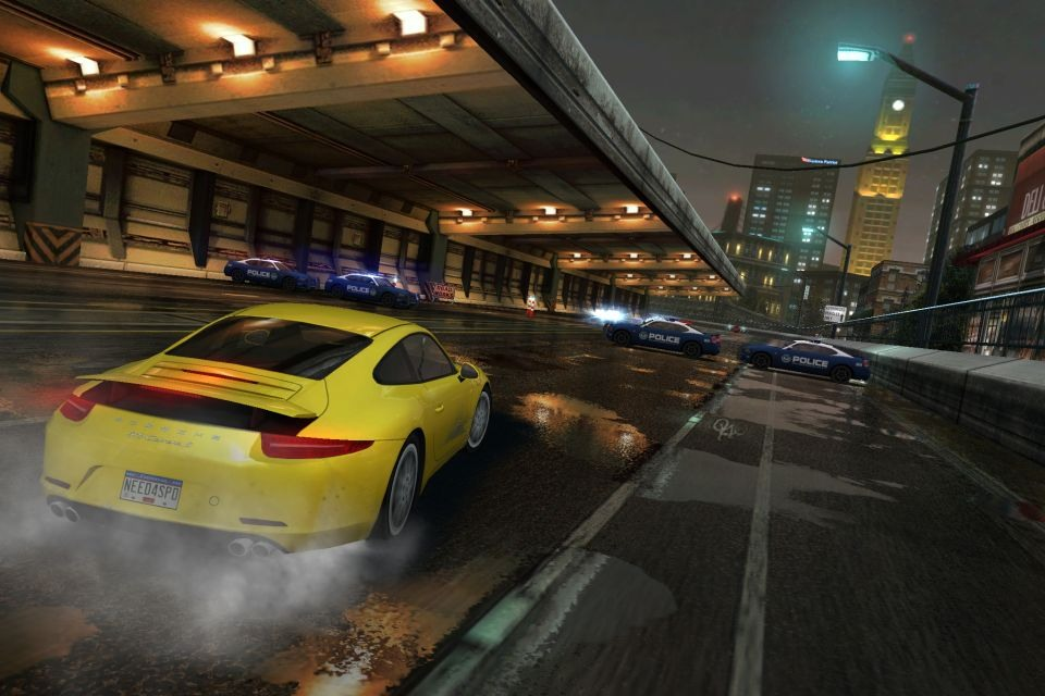 need for speed most wanted ps3 review drive it like it 39 s stolen. Black Bedroom Furniture Sets. Home Design Ideas