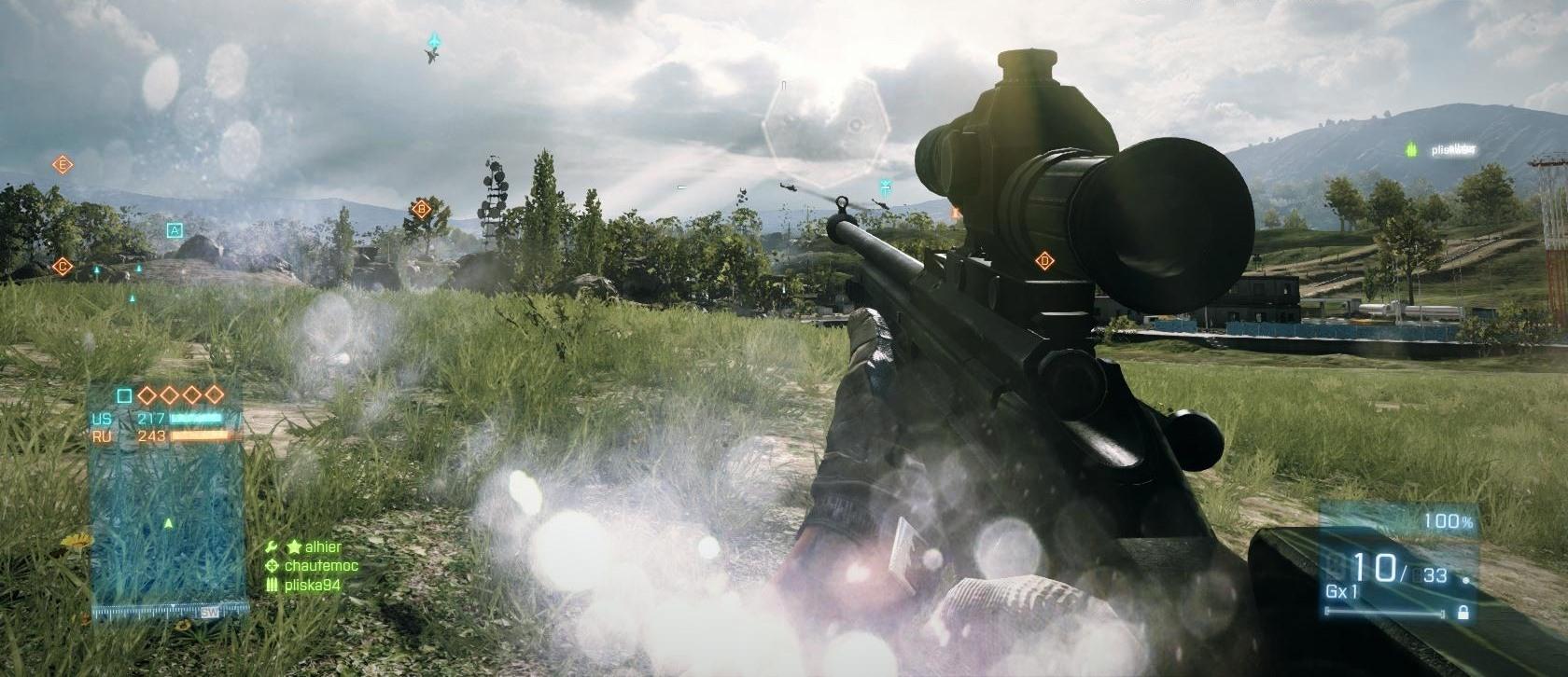 Caspian Border now open in Battlefield 3 PC betaCaspian Border Battlefield 4