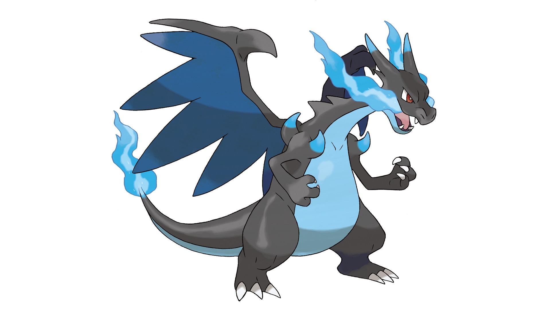 Pokemon X And Y Add Mega Charizard To Pokedex Alongside
