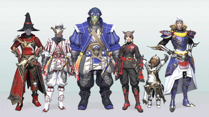 Final Fantasy XIV's patch 2.1 'A Realm Awoken' trailer is a 10-minute ...