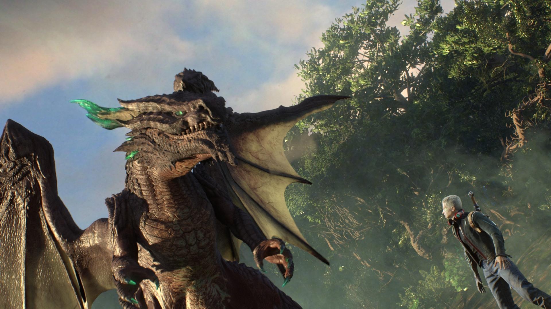 Platinum Games reveals Xbox One exclusive Scalebound, promises to set