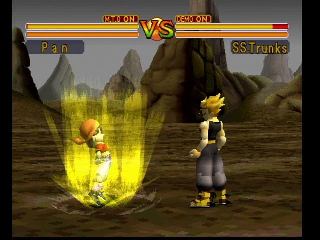Dragon Ball GT Final Bout Screenshots - Neoseeker