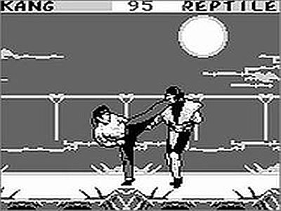 Game Boy: Some Game Boy Fighting Games - What about channel 4?