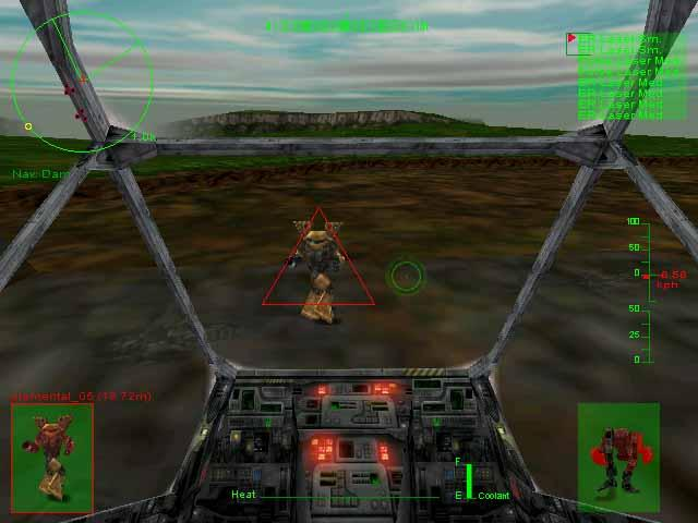 Mechwarrior 3 Screenshots - Neoseeker