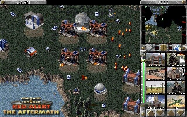 تحميل لعبة ريد أليرت الجزء الأول - Command & Conquer: Red Alert