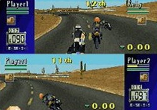 Road Rash for N64