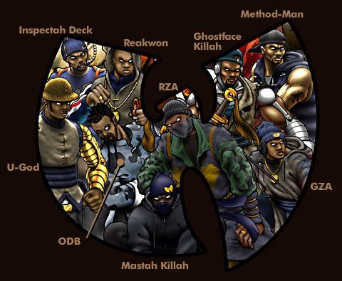 Wu-Tang Clan Discography / Дискография