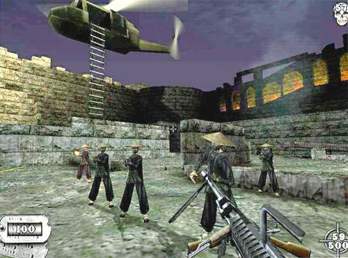 Скачать Vietnam Black Ops Торрент - фото 2