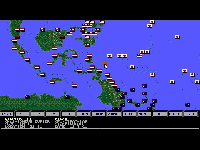 Gary Grigsby's Pacific War: The Matrix Project - Neoseeker