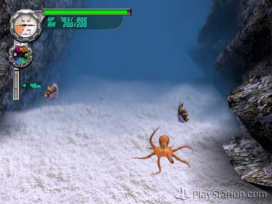 Everblue (Import) Screenshots - Neoseeker