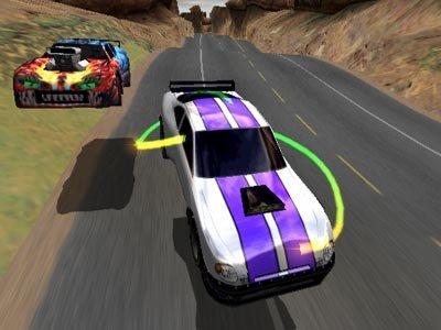 Rumble Racing Car