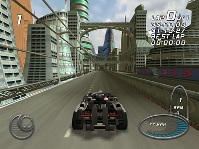 تحميل لعبه سباق السيارات الشيقه والتى تعمل على اقل الامكانيات Drome Racers وبحجم 130 ميجا فقط :: وعلى اكثر من سيرفر  Drome_racers_profilelarge
