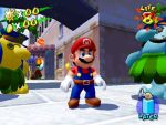 Super Mario Sunshine screenshot 5