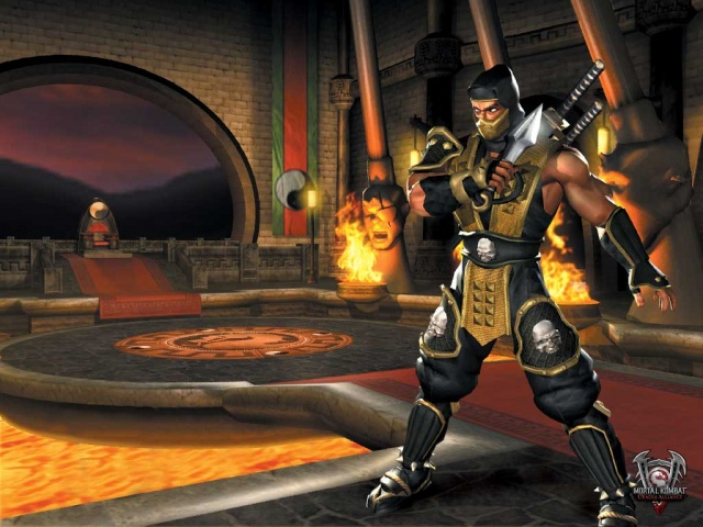 Mortal kombat deadly alliance ios (gc4ios) test video with.