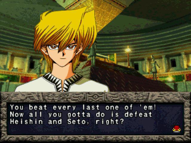 Yu-Gi-Oh! Forbidden Memories - Neoseeker