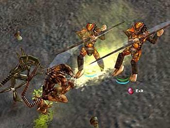 Aliens Vs  Predator: Extinction Screenshots - Neoseeker