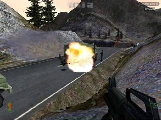 تحميل اللعبة الاستراتيجيه مشروع آي جي آي الجزء الثاني - IGI-2: Covert Strike