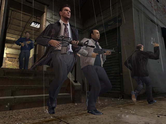 Max Payne 2 The Fall Of Max Payne Screenshots Neoseeker