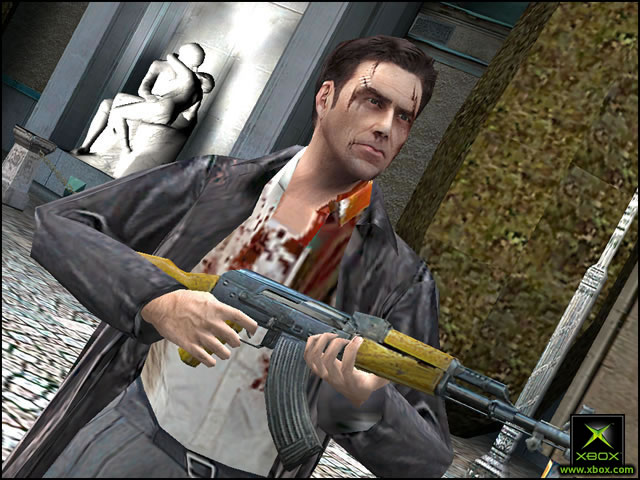 Max Payne 2 The Fall Of Max Payne Neoseeker