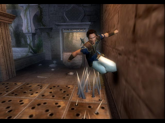 Prince Of Persia The Sands Of Time Screenshots Neoseeker