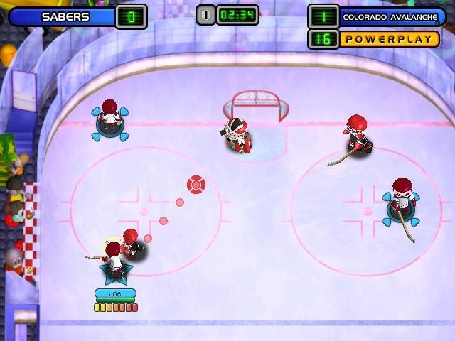 Backyard Hockey Neoseeker