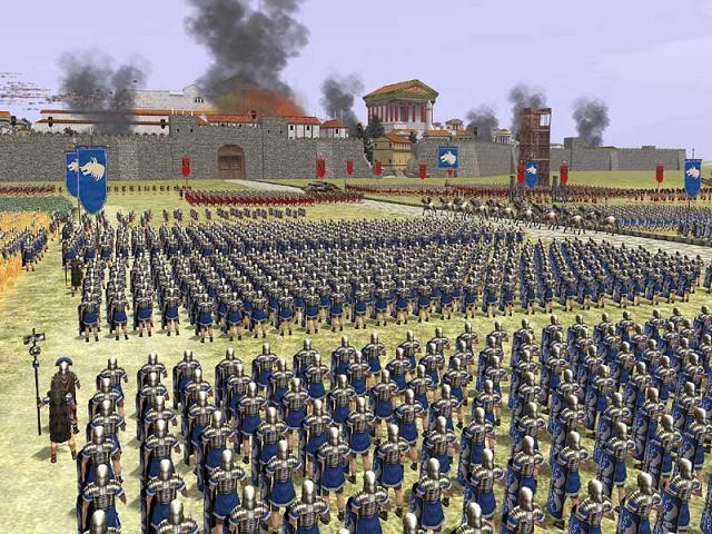 لعبة Rome Total الحربية [الشبيهة