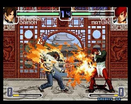 The King of Fighters 2003 + [Emulador WinKawaks] [MU]