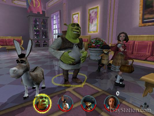 Shrek 2 Neoseeker