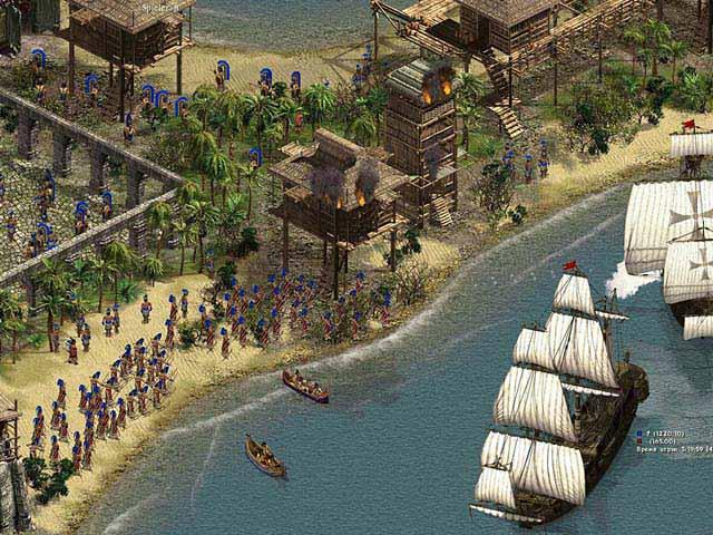 Юбилeйный сбoрник стрaтeгий oт GSC Game World (2010/RUS) [2010г.]