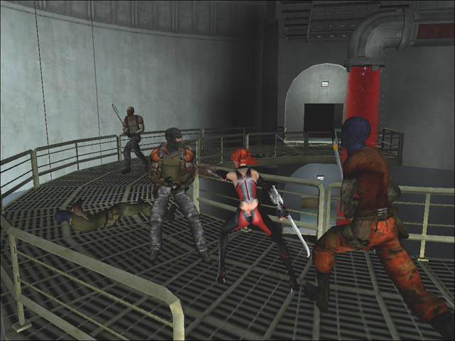 Bloodrayne 2 Screenshots Neoseeker