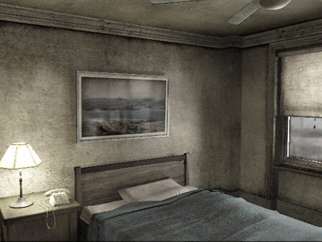 Silent Hill 4 The Room Neoseeker