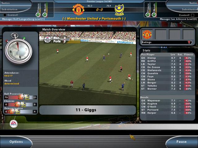 Total Club Manager 2005 Screenshots Neoseeker