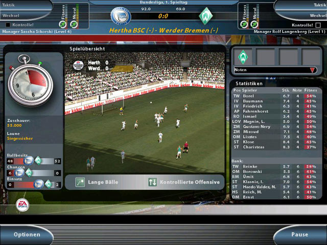 Total Club Manager 2005 Neoseeker