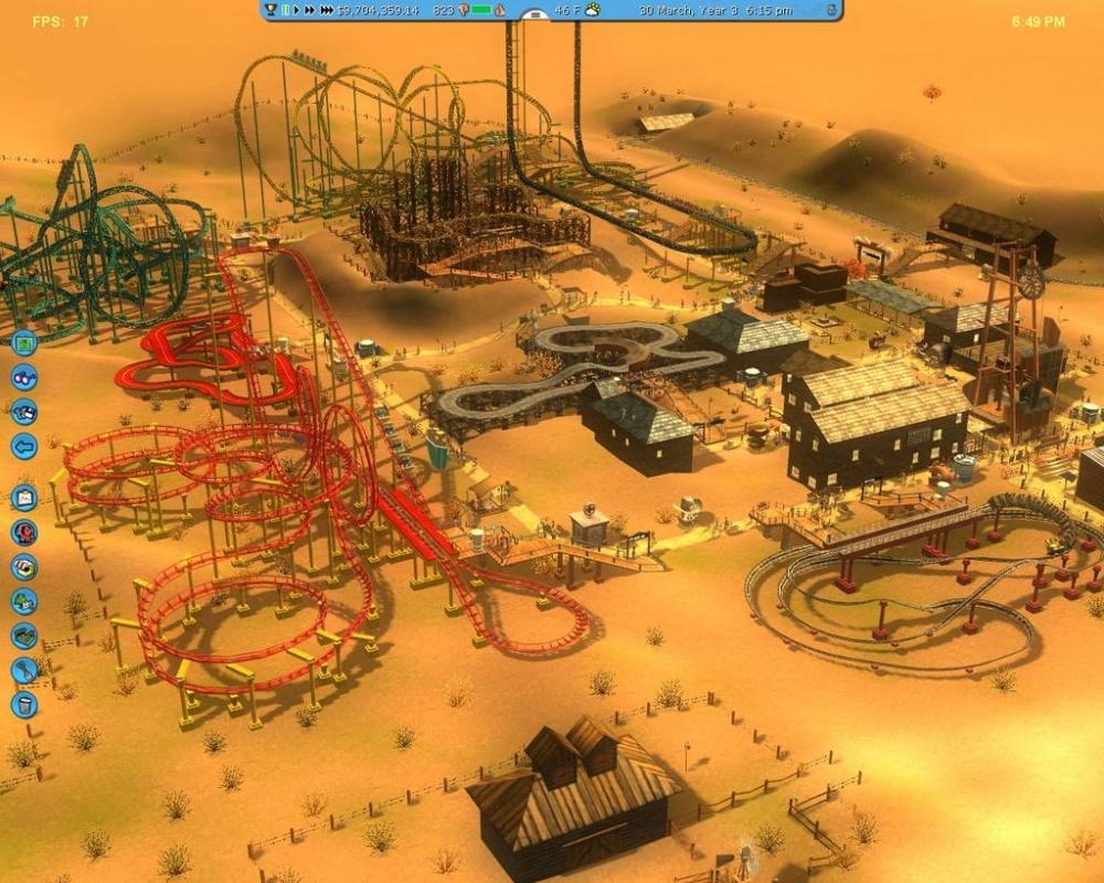 RollerCoaster Tycoon 3: Wild! Screenshots - Neoseeker