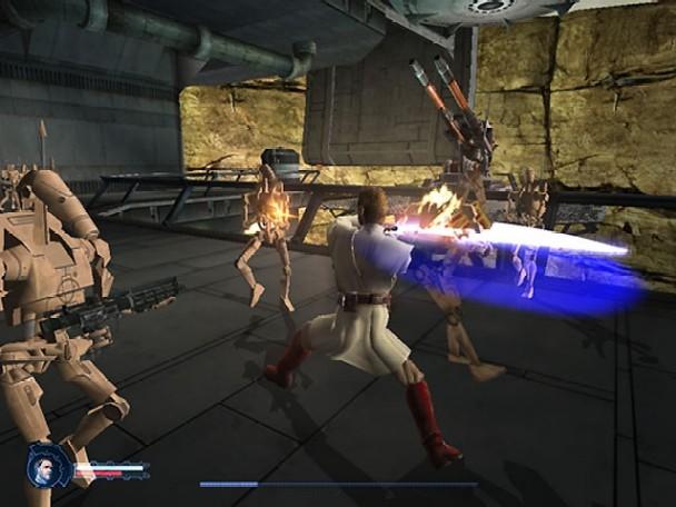 Star Wars Revenge Of The Sith Screenshots Neoseeker