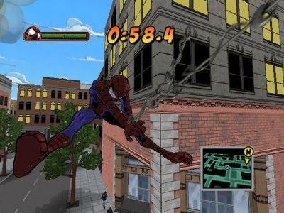 Ultimate Spiderman Espanol