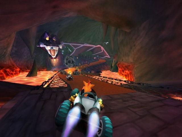 Crash Tag Team Racing Screenshots - Neoseeker