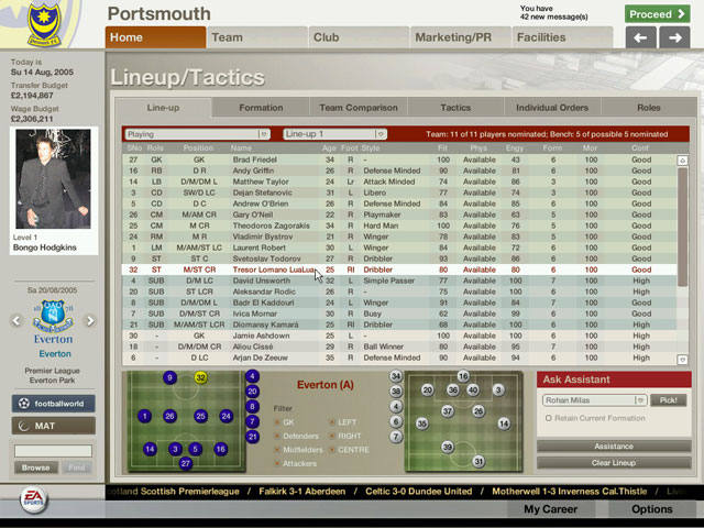 fifa manager 06 free  full version