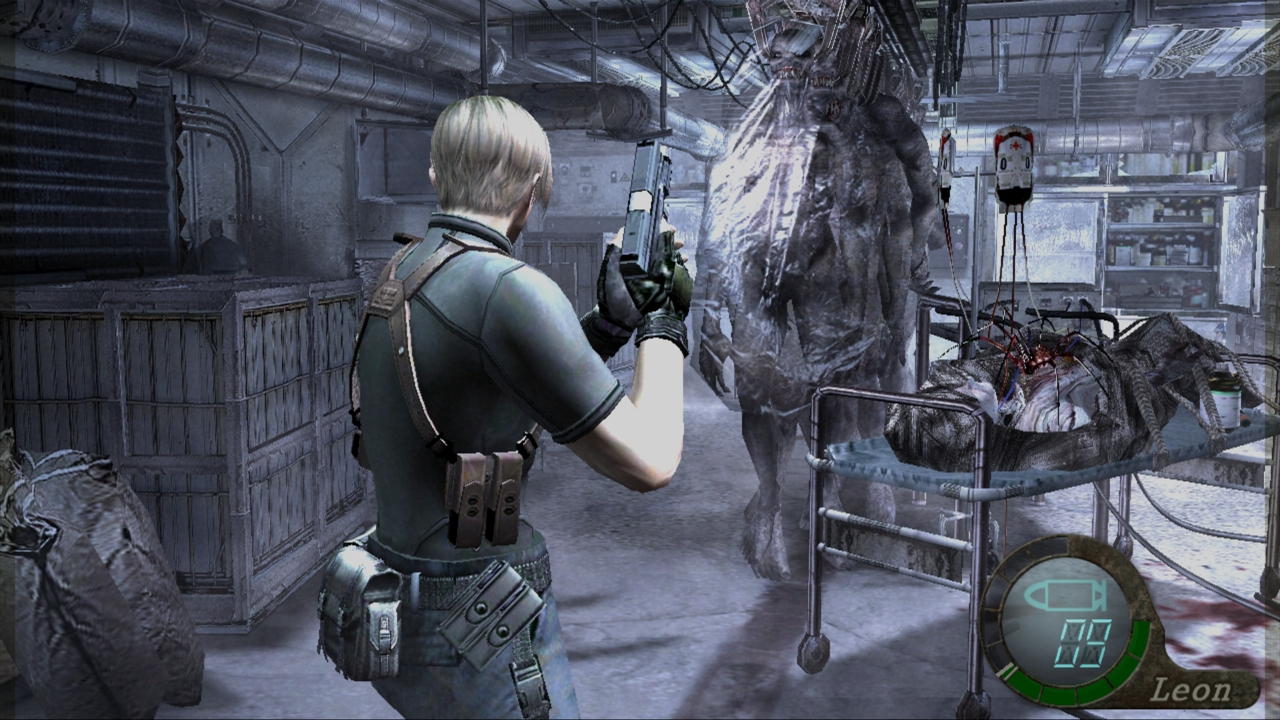 Resident Evil 4 Ultimate Hd Edition Neoseeker