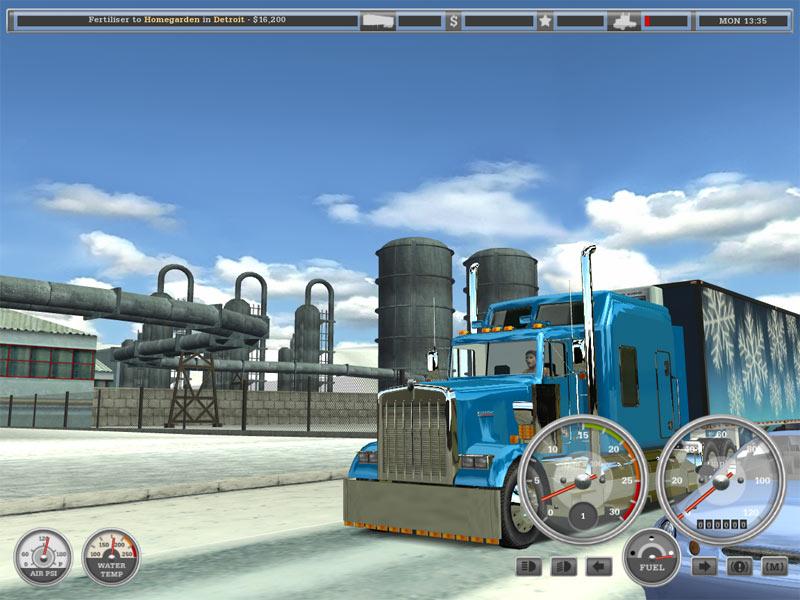 18 wheels of steel haulin cheats free