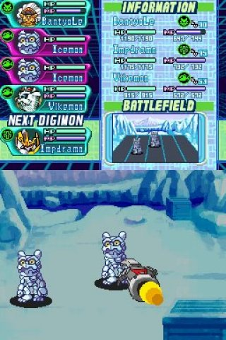 digimon nds