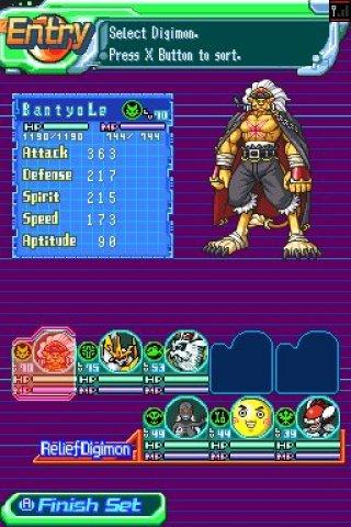 Digimon World DS Screenshots - Neoseeker
