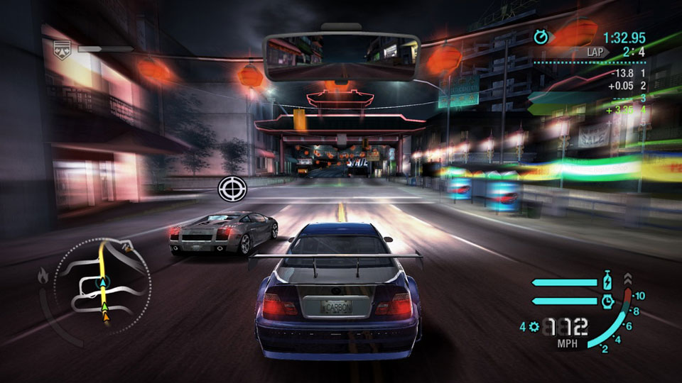 Need For Speed: Carbon Screenshots - Neoseeker