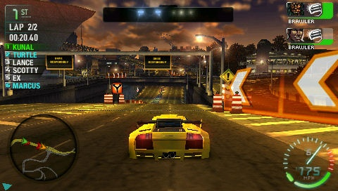 Need for Speed Carbon: Own the City Screenshots - Neoseeker