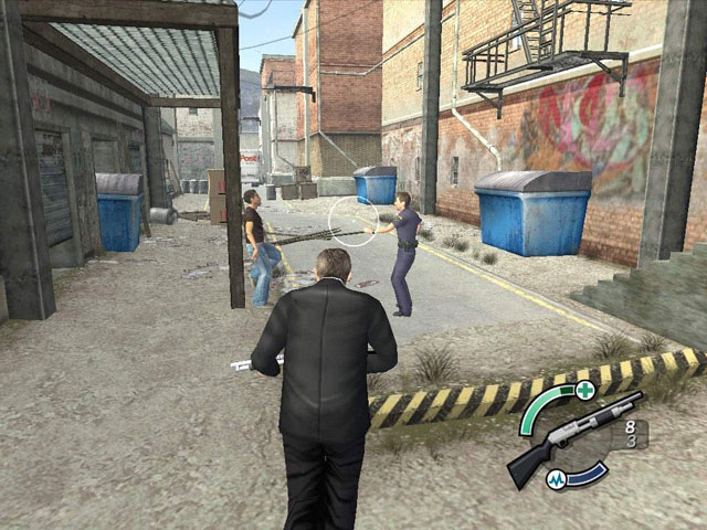 Free Download Reservoir Dogs PC Game Full Version1