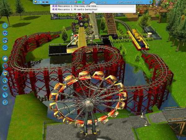 מדריך Roller Coaster Tycoon 3 Platinum