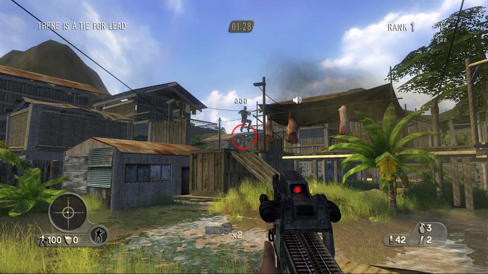 Far Cry Instincts Predator Neoseeker