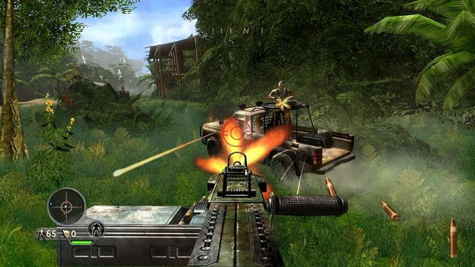 Pn003 Far Cry Instincts Predator 360 Re Review