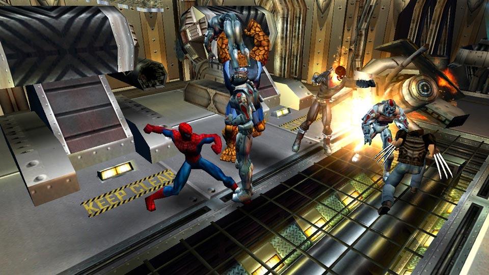 Download Marvel Ultimate Alliance Baixar Jogo Completo Full