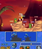 Worms: Open Warfare screenshot 3